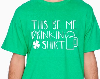 This be me beer drinkin' shirt