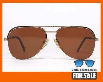 Vintage sunglasses Nikon NK4080 Titex original made in Japan 1988