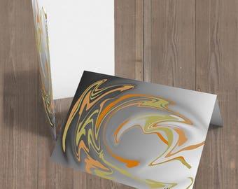 grey abstract painting, orange abstract wall art, grey office decor, office artwork, orange abstract painting, grey abstract art, office art