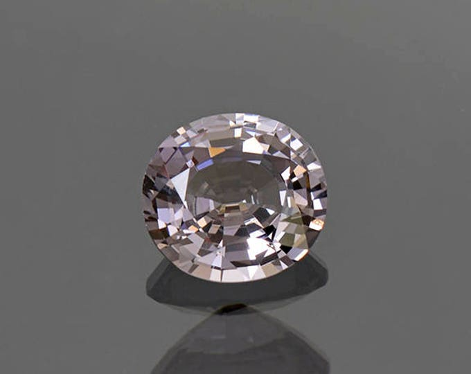 Excellent Steel Purple Spinel Gemstone from Myanmar 1.92 cts.
