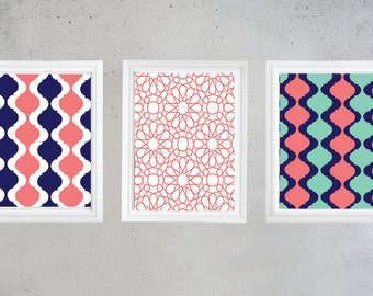 Beautiful abstract patterns and designs for your home:)