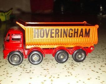 Lesney Matchbox series Hoveringham Tipper