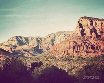 Sedona - Southwest photography, wall art, Southwest decor, fine art photo, landscape photograph, Arizona