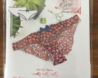Evie Knickers Kit - Evie la Luve