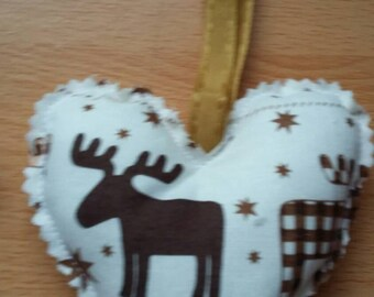 Nordic style Christmas tree decoration