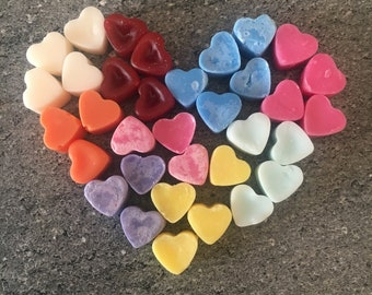 X20 Highly Scented Hand Poured Wax Melts - Various Frangrances