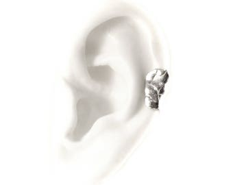 T_Colletion _ Ears Cuff (silver)