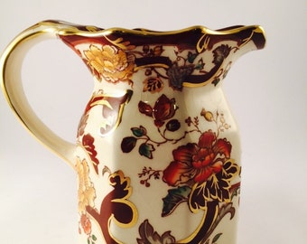 Antique jug by masons