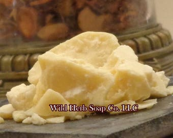 DEODORIZED COCOA BUTTER, 1 to 4 lbs. - Same low shipping! Top Grade ~ Natural ~ Organic ~ Fresh