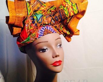 Ankara,Head wraps/ Ankara fabric/ Headwrap/African Fabric/ Ankara Head Wrap