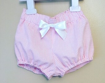 Candy stripe bloomers