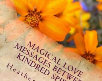 Magical Love Messages Between Kindred Spirits