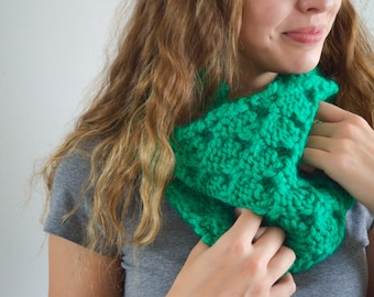 READY TO SHIP | The Elle Cowl | Knitted Cowl | Knitted Scarf