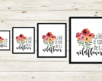 """ROSES & WILDFLOWER 