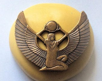 Egyptian Winged Goddess  mold / mould