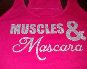 Cute Ladies Work Out Tank Top