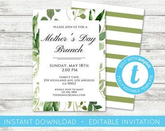 church invitations