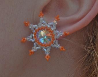 Winter Dreams earrings