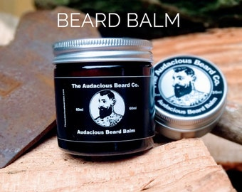 The Audacious Beard Balm - The Audacious Beard Co