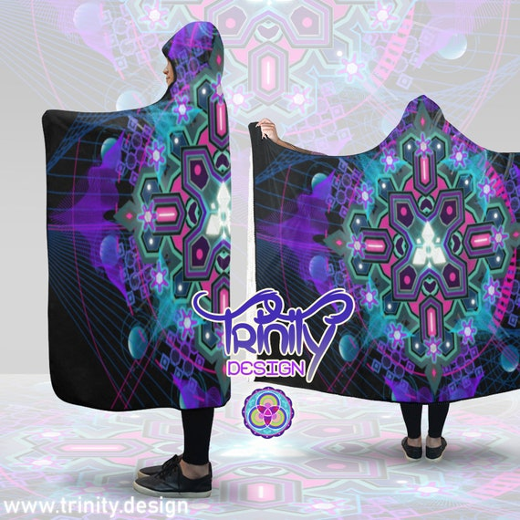 Goth Blanket Cyber Soft Cyberpunk Clothing Clothing Apocalypse Futuristic Hooded Geometric Clothing Hoodie Grunge Cyberpunk 6BBWqzwg