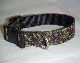 Inspired Boho / Hindi Dog Collar