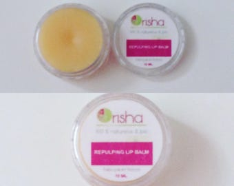 REPULPING LIP BALM / Hyaluronic acid and essantial oils