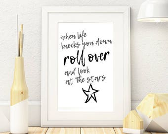 lettering,typography,inspiration,motivation,wall art,home decor,wall decor,quote