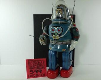 "1962 Rosko/Nomura Astronaut Robot-Featured on our Pawn Stars episode ""Astro-Pawn"""