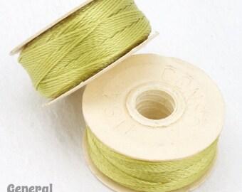 Gold Conso Nylon Size G Thread #CDD019