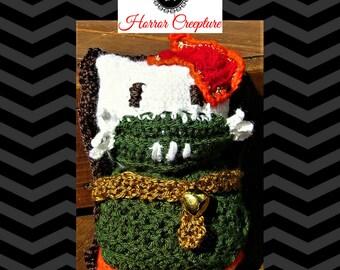Hannibal Hello Kitty Plush - Crochet