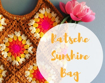 Tutorial Ratschesunshinebag with pictures and explanations (in english)