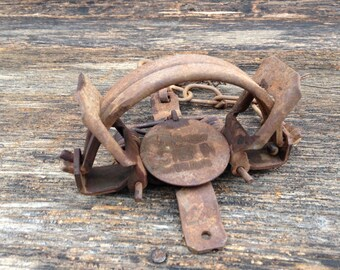 Vintage Steel Trap