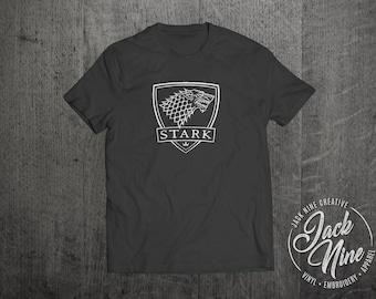 Game of Thrones (Inspired) - House Stark T-Shirt