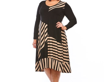 Room To Move Annabelle Contrast Dress