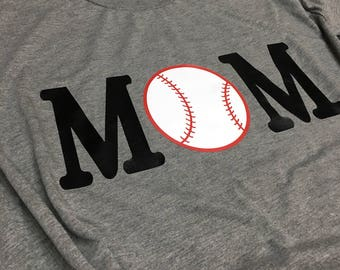 Baseball mom shirt - Softball mom shirt