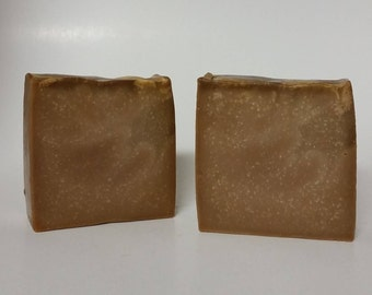 Sandalwood and Patchouli Soap