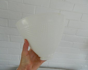 Vintage Small Sized Milk Glass Shade