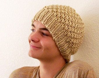 Knit Hat Men, Mens Slouchy Hat, Slouchy Mens Hat, Mens Beanie, Mens Slouchy Beanie Hat, Mens Slouch Beanie, Mens Beanie Hat Mens Beanie Knit