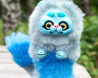 Small blue bear IN STOCK!