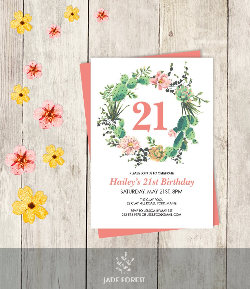 21st Mexican Party Invitations Jess online holiday card templates