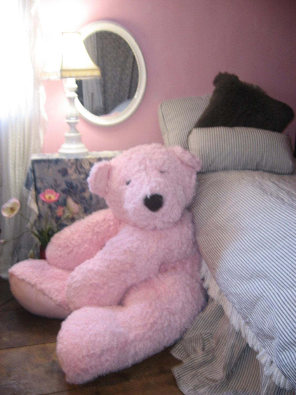 Giant teddy bear pattern 5 ft teddy bear sewing pattern bear zoom jeuxipadfo Choice Image