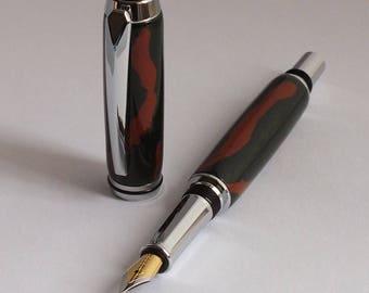 Pop Art fountain pen