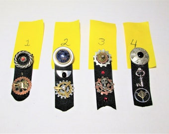 Steampunk Medals/Favours group #3
