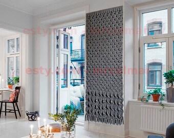 Macrame Wall Hanging Home Decorative