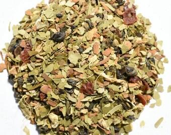 GUNPOWDER CHAI | Artisan Green Tea Blend | Organic | Loose Leaf or Tea Bags | Tea Tins | Iced Tea | Eco-Friendly