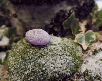 Ametyst - healing stone .