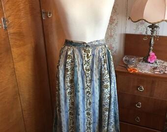 VINTAGE 1990's Made in Australia Skirt