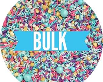 BULK Mermaid Dreams Sprinkle Mix, Cupcake Sprinkles