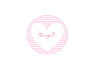 Baby Shower Cupcake Topper Printable