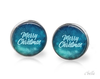 Christmas Earrings Winter-47